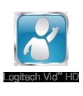 В комплект поставки входит Logitech Vid™ HD
