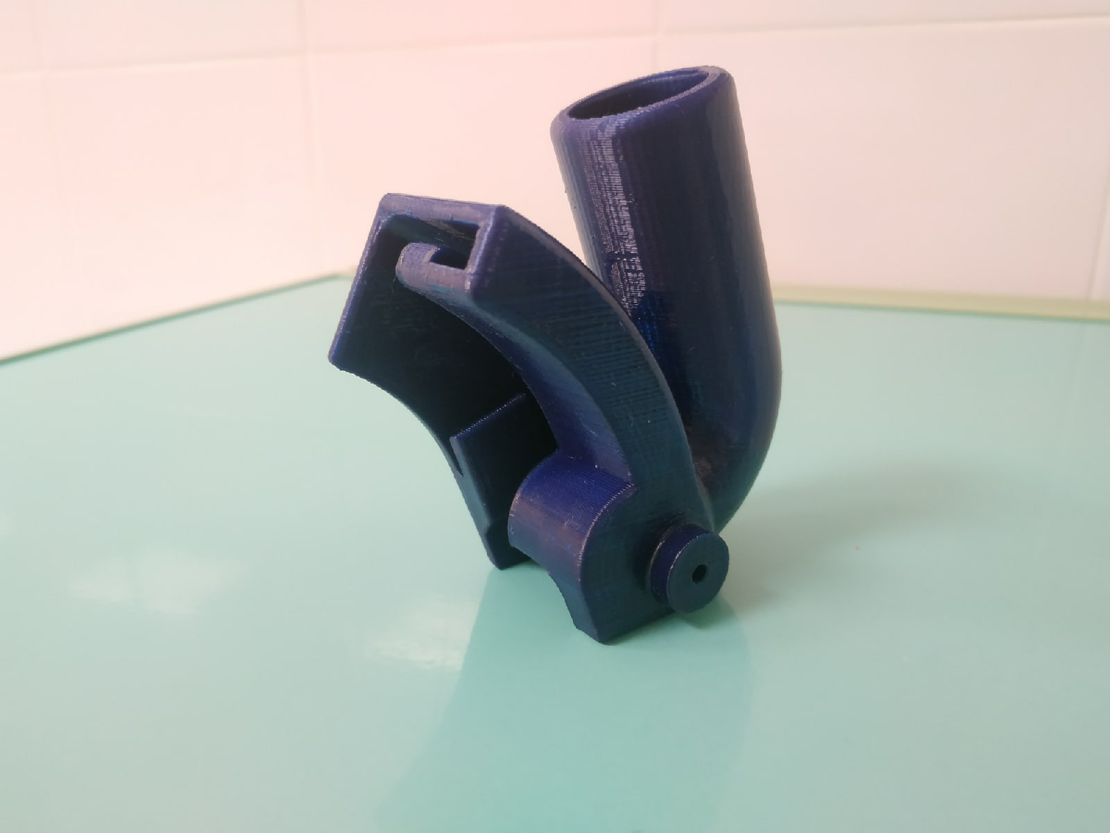 Чёрный PETG — пластик для 3D-принтера 1,75 мм Bestfilament
