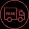 Бесплатная доставка заказа от 3000 руб.