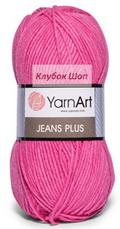 Пряжа Jeans PLUS YarnArt - интернет-магазин klubokshop.ru