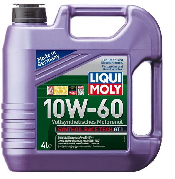 Race Tech GT1 10W60 Liqui Moly
