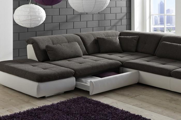 Большие диваны для спальни