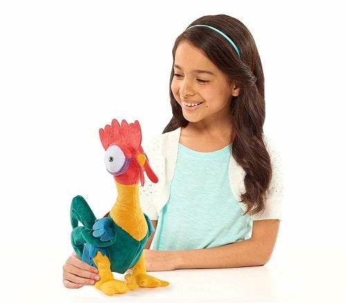 Плюшевая игрушка Петух Хей-Хей из Приключение Моаны