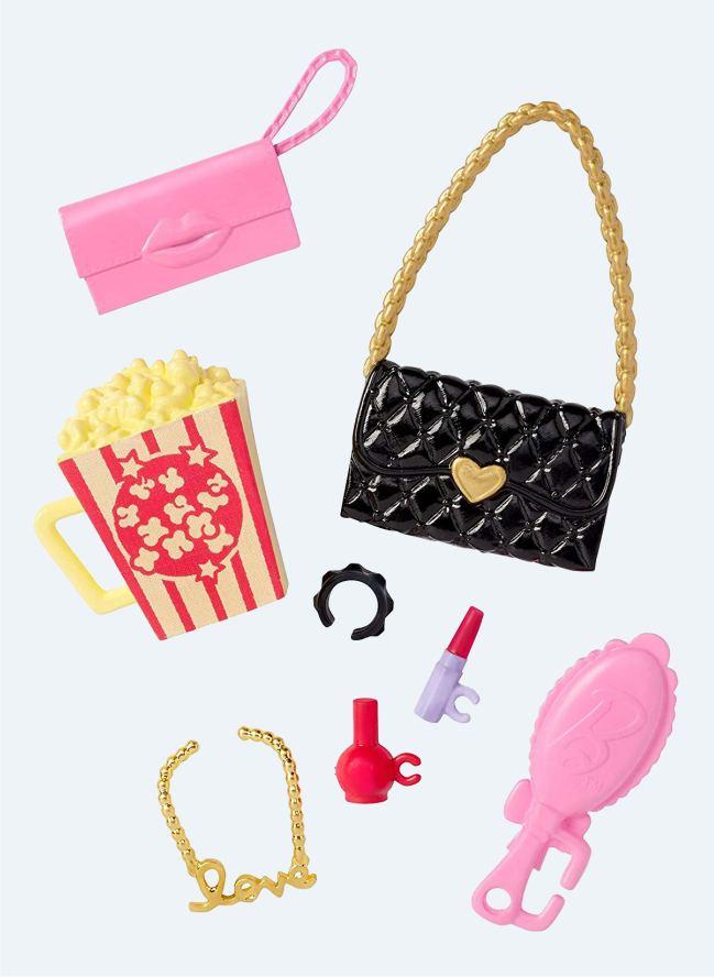 Набор Аксессуаров для Барби - Поход в кино