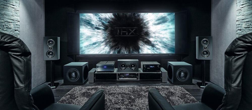 Комплект акустики Magnat сертифицированный THX Ultra2