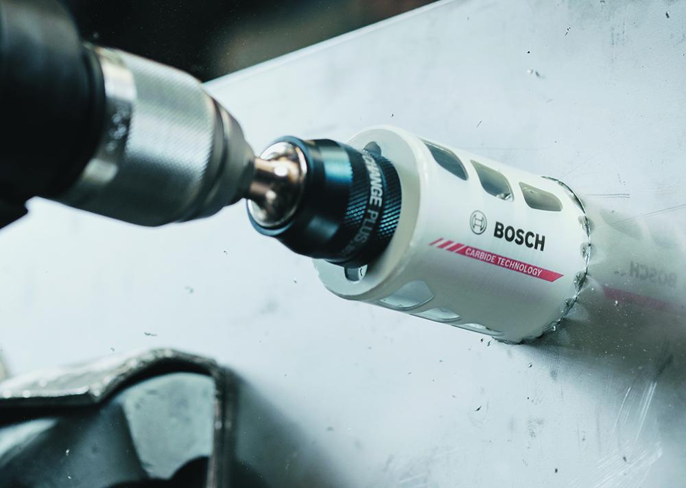 ТСТ коронка Bosch