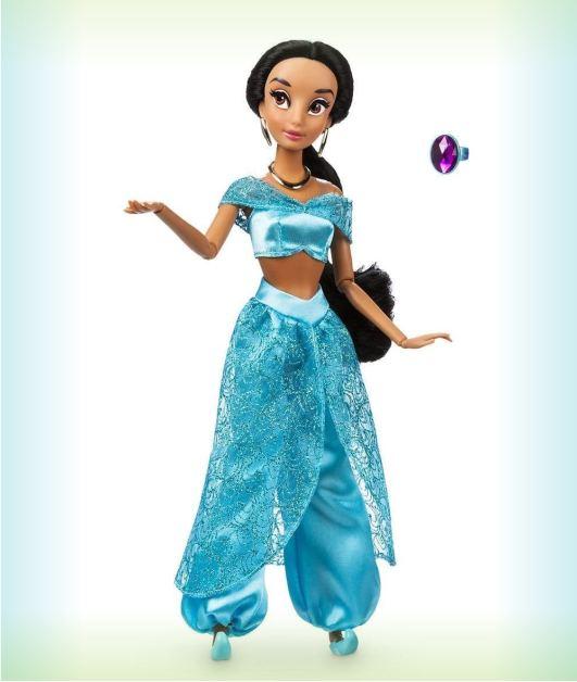 Кукла Жасмин из серии Принцесса Диснея с кольцом