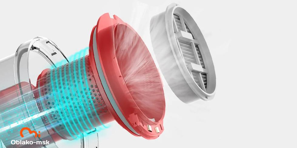 Беспроводной ручной пылесос Deerma VC20S Wireless Vacuum Cleaner
