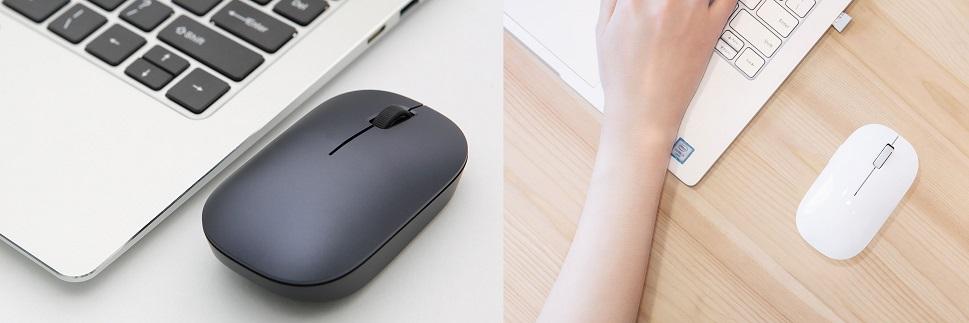 удобная и качественная мышь Сяоми