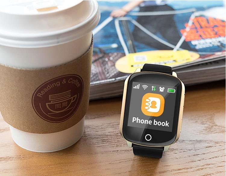 Часы с GPS трекером Smart Baby Watch EW200S