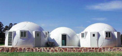 круглый дом