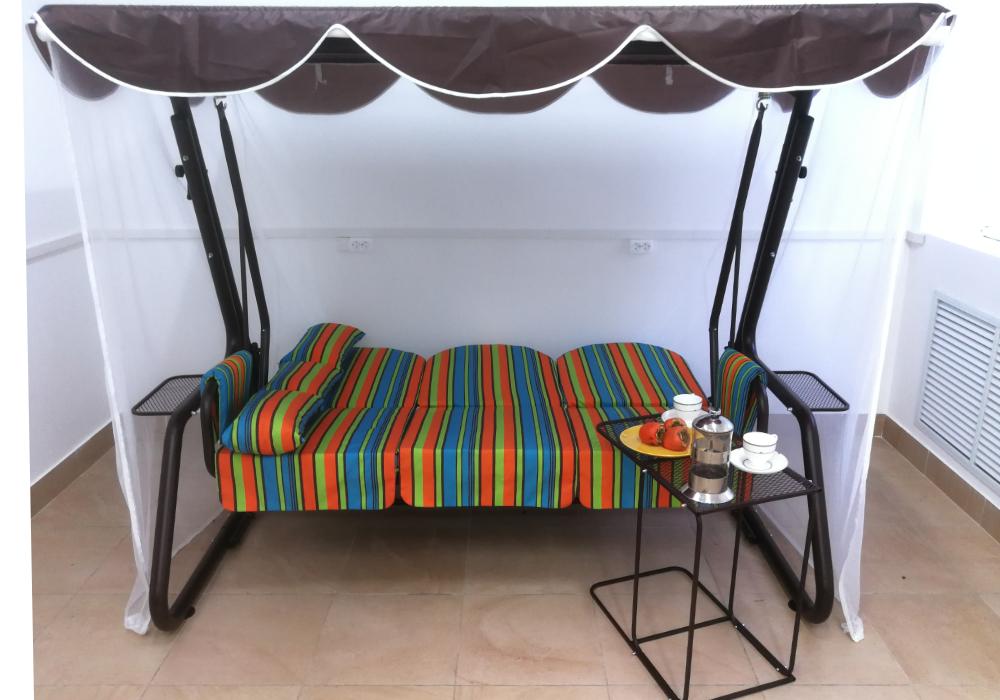 Рандеву Пикник шоколад-подушки кровать