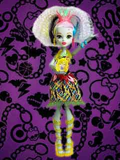 Кукла Frankie Stein из коллекции Электризованные