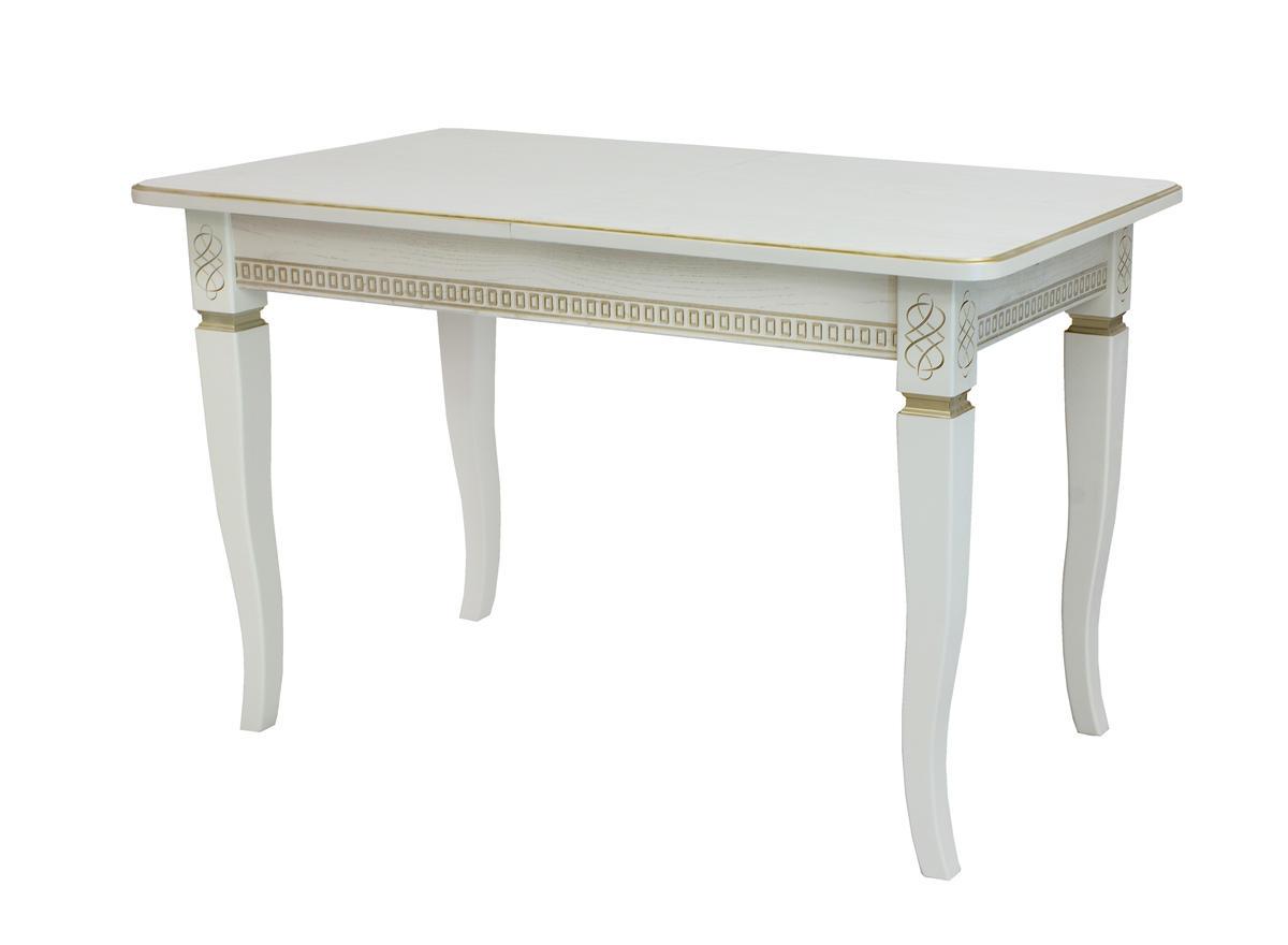Купить стол Leset Дакота 1Р цвета слоновой кости