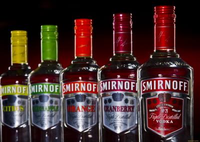39 вкусов Smirnoff