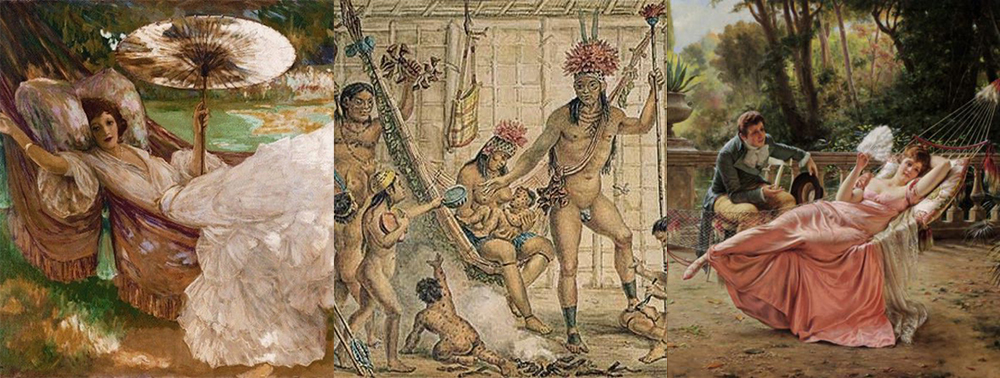 История возникновения гамака