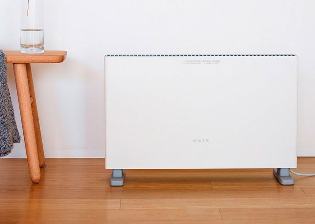 Конвекторный обогреватель воздуха Xiaomi Smartmi Chi Meters Heater, White6.jpg