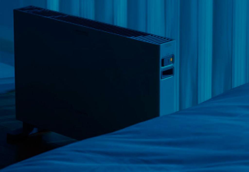 Конвекторный обогреватель воздуха Xiaomi Smartmi Chi Meters Heater, White7.jpg