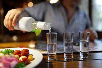 Водка - один из самых ранних спиртных напитков