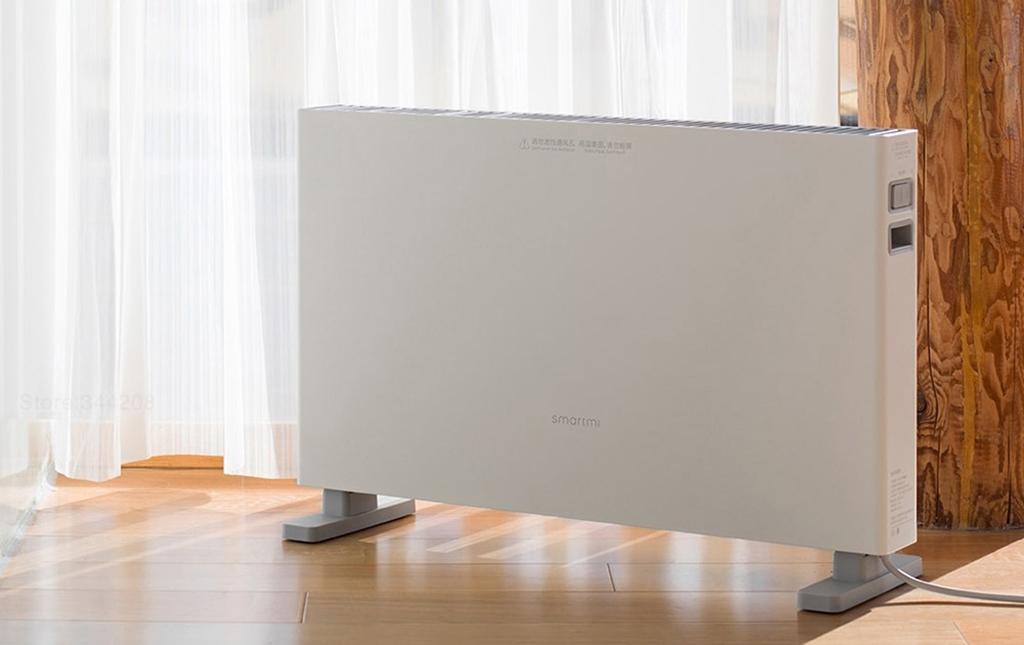 Конвекторный обогреватель воздуха Xiaomi Smartmi Chi Meters Heater, White8.jpg