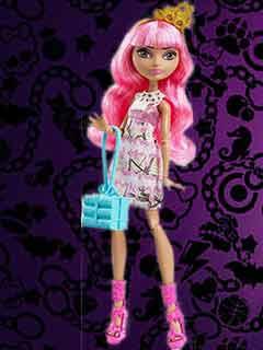 Кукла Ginger Breadhouse из коллекции Книжная Вечеринка