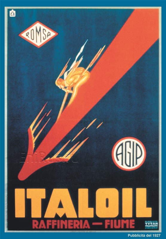 Agip \ Eni 1927