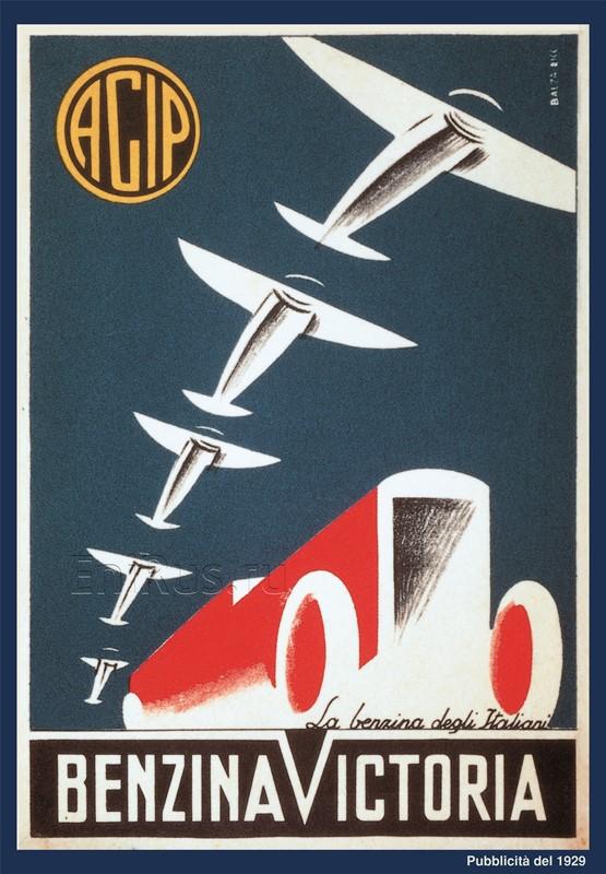 Agip \ Eni 1929