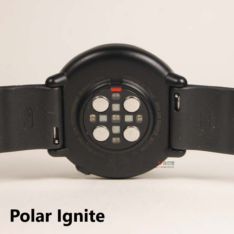 Пульсометр Polar Ignite