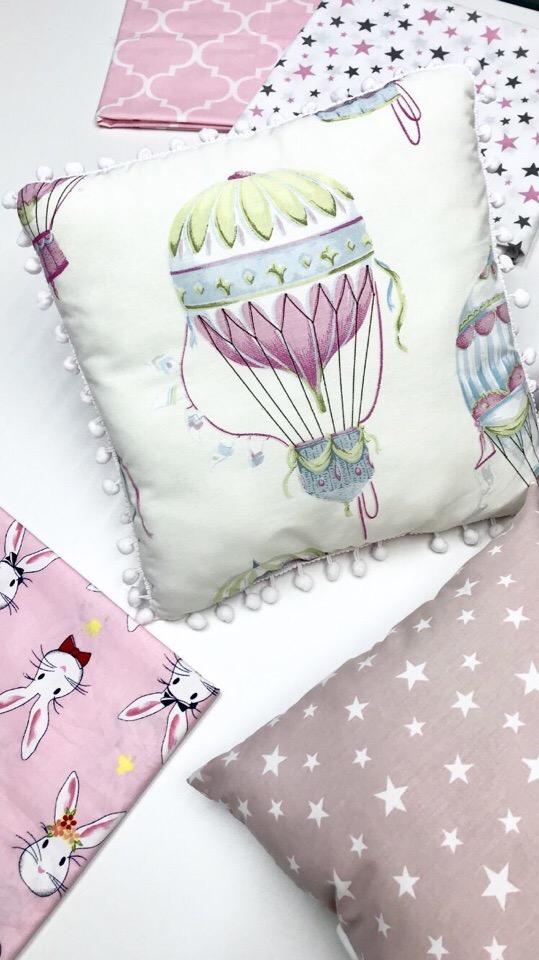 Поплин люкс для детского постельного белья