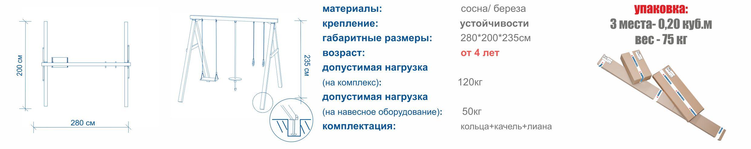 характеристики дачного комплекса