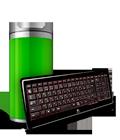 Three-year keyboard battery life