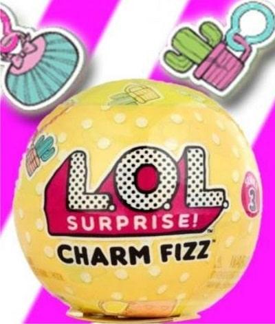 Шарик L.O.L. Surprise - Charm Fizz