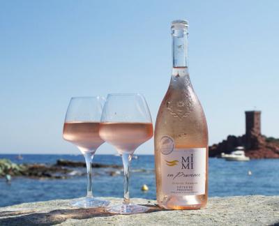 История розового вина