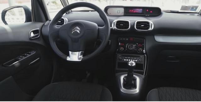 Торпеда и рулевое управление ситроена