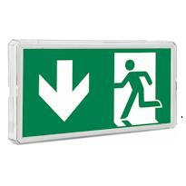EXIT M – аварийное освещение для складов и цехов
