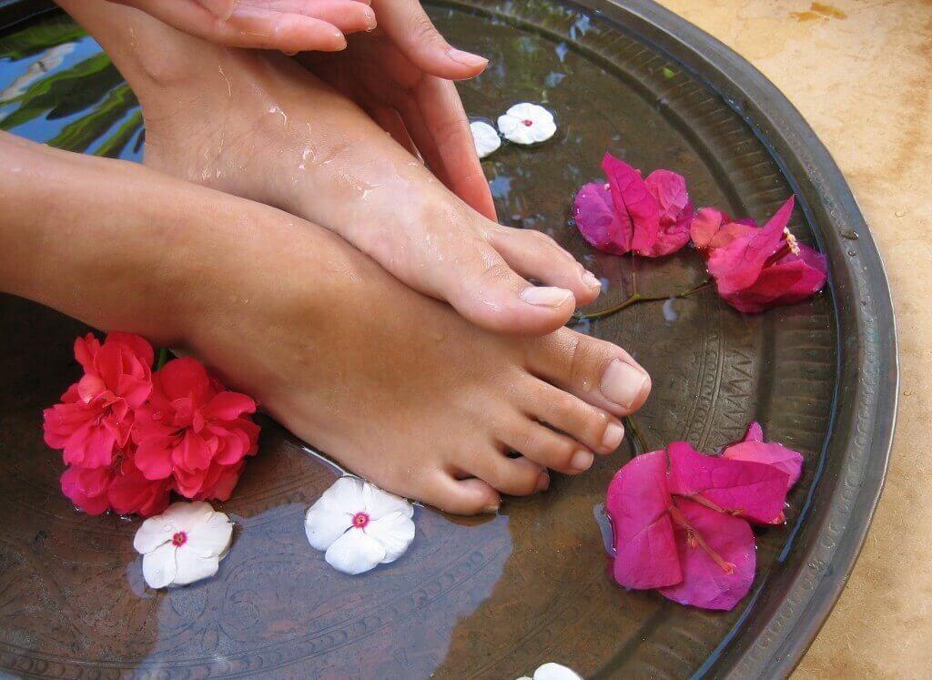 Ванночка для рук и ног