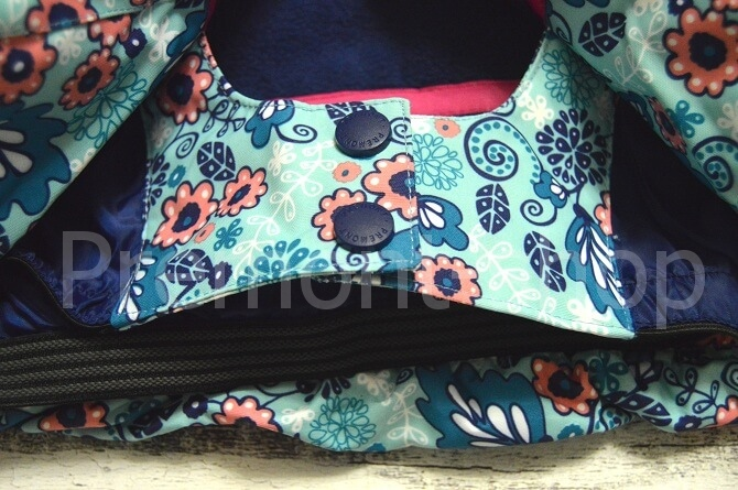 Снегозащитная юбка на комплекте Premont Озерная клюква