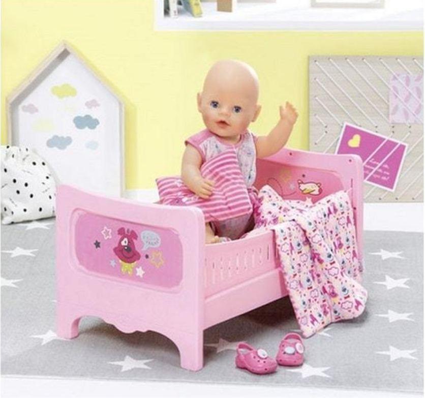 Игровая кроватка для Baby born