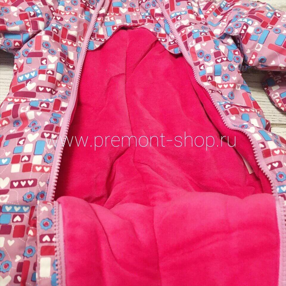 Молнии на комбинезоне Premont Принцесса Леголенда для малышей