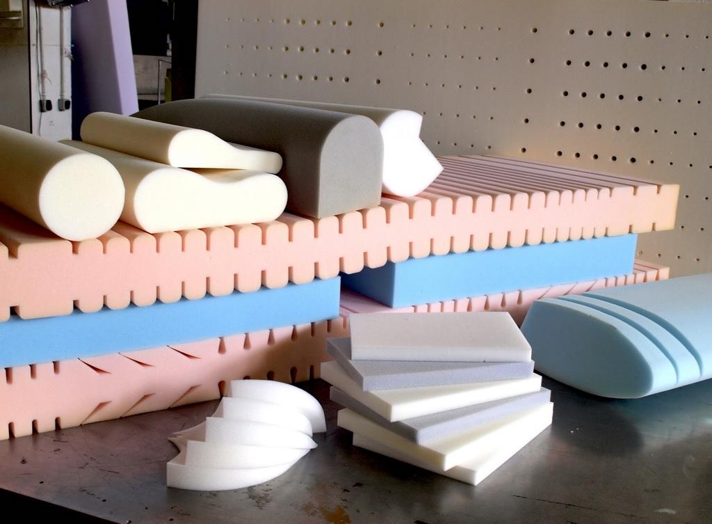 Особенности применения качественного мебельного поролона