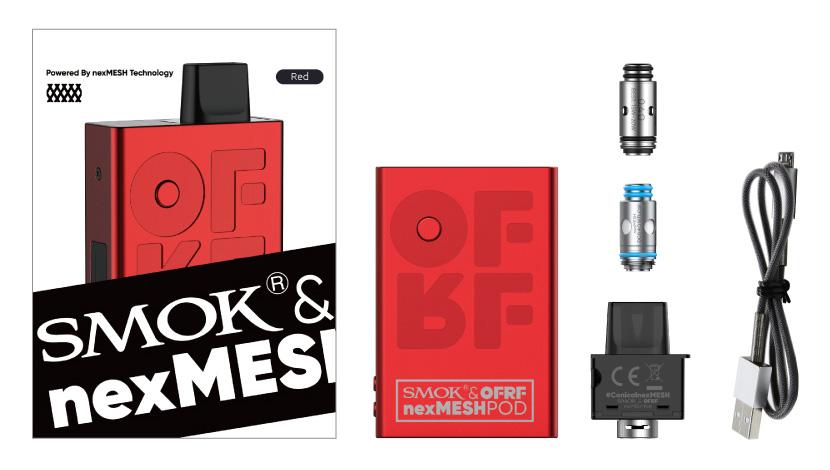 SMOK nexMESH Pod Kit
