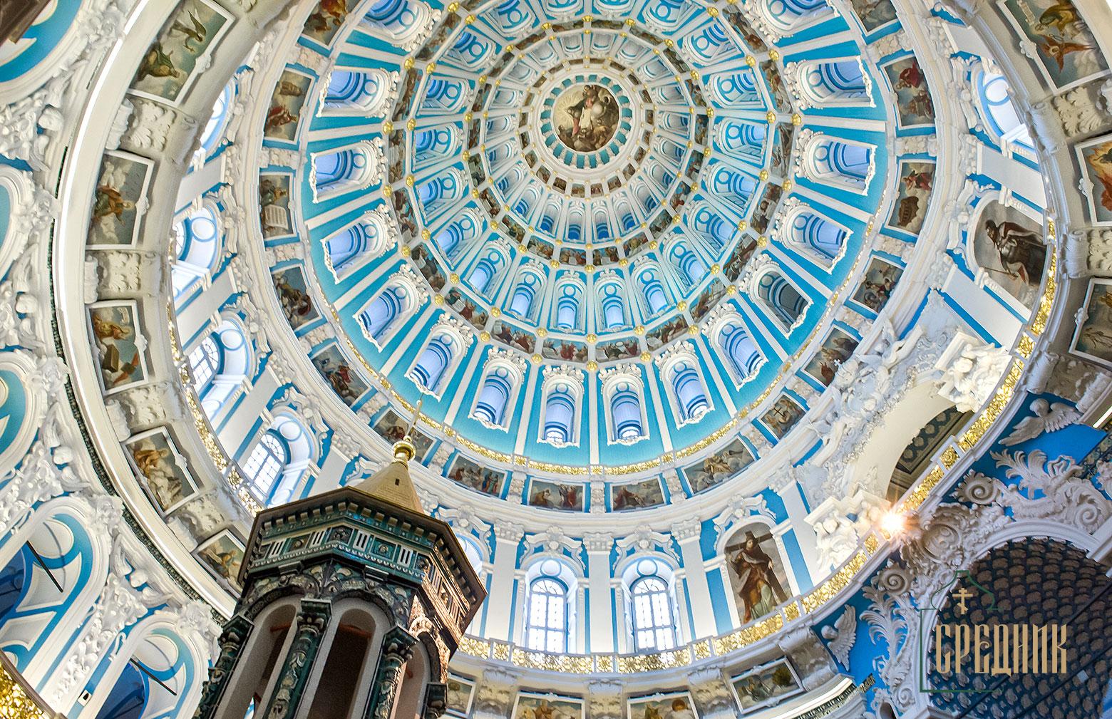 монастырь новый иерусалим фото внутри необходим