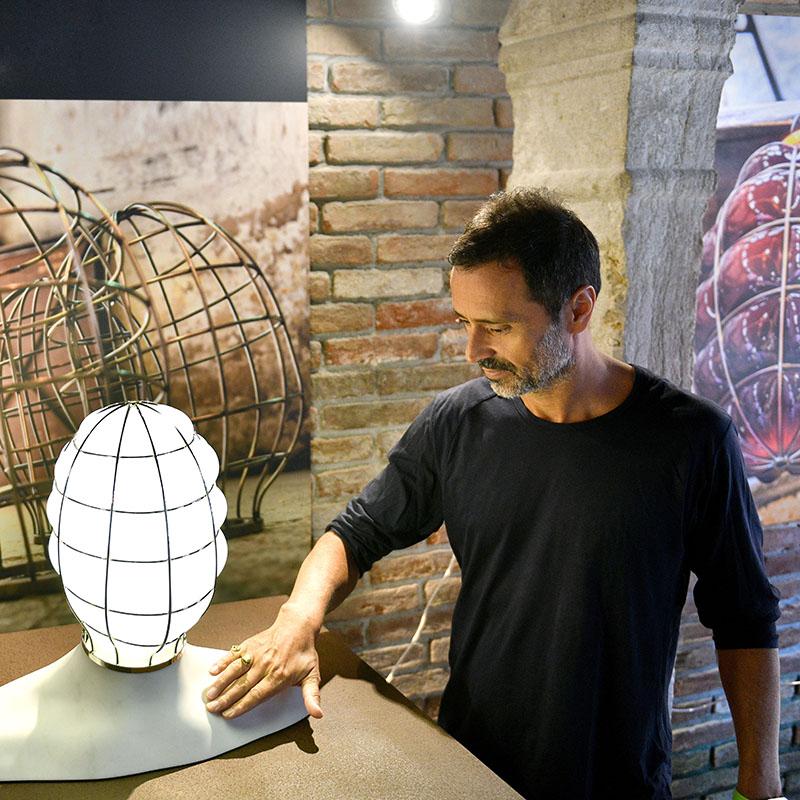 Светильники Muse от Venini