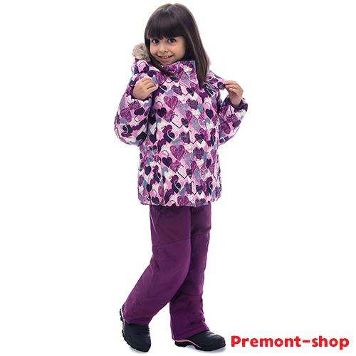 Комплект Premont Зимняя клюква для девочек WP81210