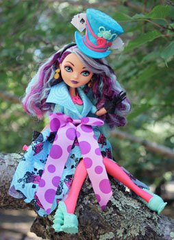 Madeline Hatter - Ever After High