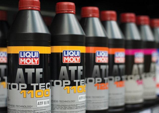 Выбор жидкости Liqui Moly для АКПП