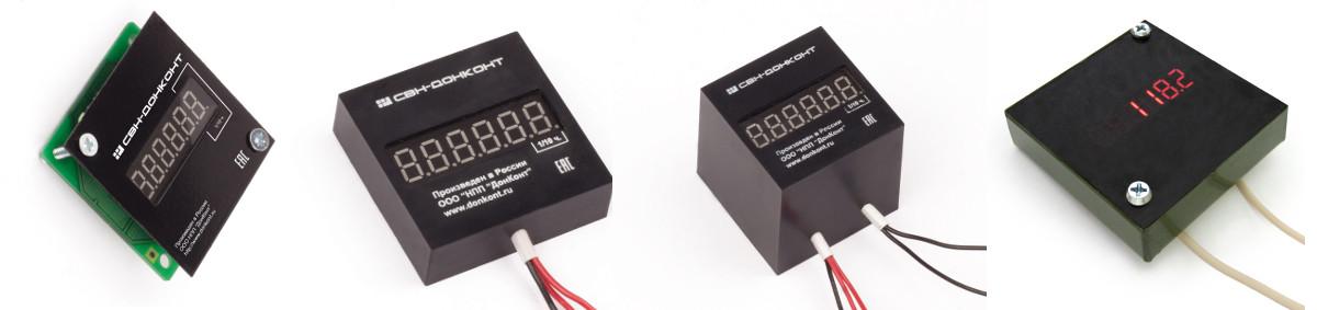 Счетчики времени наработки и числа включений оборудования