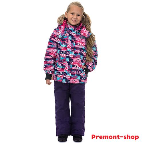 Комплект Premont Северное сияние Юкона для девочек WP81215