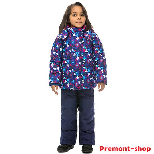Комплект Premont Воды Маккензи для девочек WP81216 Purple