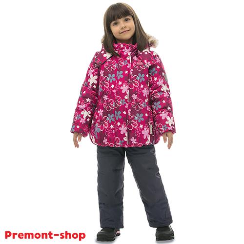 Комплект Premont Дикая роза Альберта для девочек WP81217